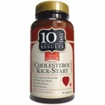Cholesterol Kick-Start, 60 Capsules, 10 Day Results
