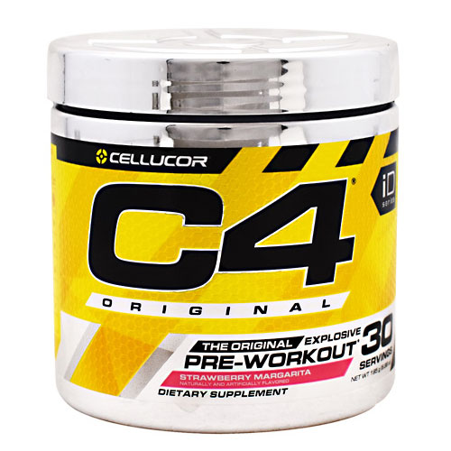 Cellucor C4 Extreme Powder, Pre-Workout w/NO3, 30 Servings