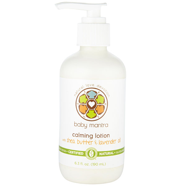 Baby Calming Lotion, 6.3 oz, Baby Mantra