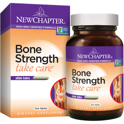 Bone Strength Take Care, 120 Tablets, New Chapter