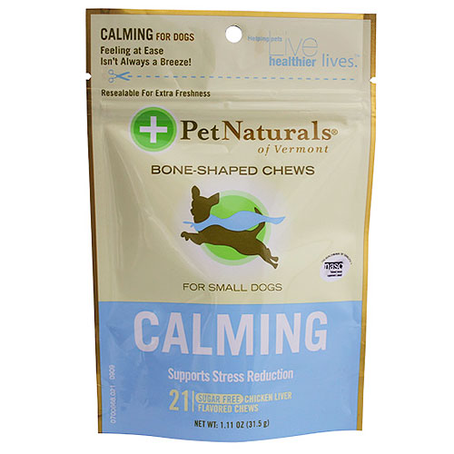 Pet Naturals Calming For Small Dogs