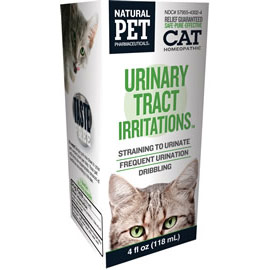 Cat Urinary Tract Irritations, 4 oz, King Bio Natural Pet (KingBio)