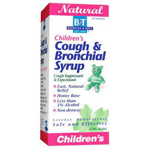 BOERICKE & TAFEL Children's Cough & Bronchial Syrup, 8 oz, Boericke & Tafel Homeopathic at Sears.com