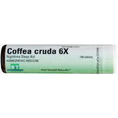 Coffea cruda 6x