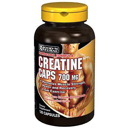 Creatine caps 700 mg