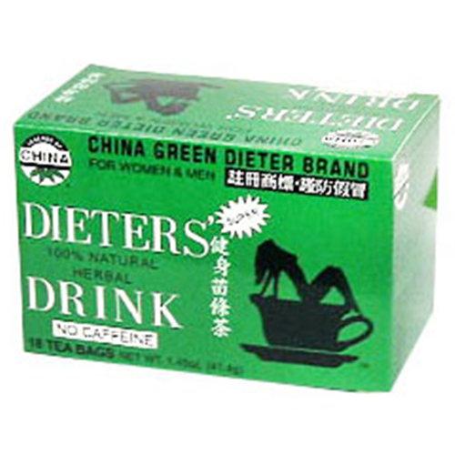 Dieters green tea weight loss