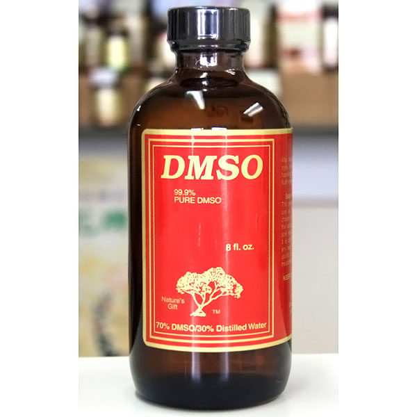 DMSO Liquid, 70% Dmso / 30% Distilled Water, Glass Bottle, 8 oz at Sears.com