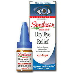 Similasan Dry Eye Relief Eye Drops (for Dry & Red Eyes) .33 fl oz from Similasan at Sears.com