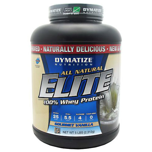 Dymatize All Natural Elite Whey Protein Review