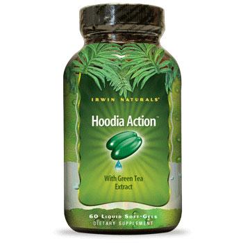 Hoodia action