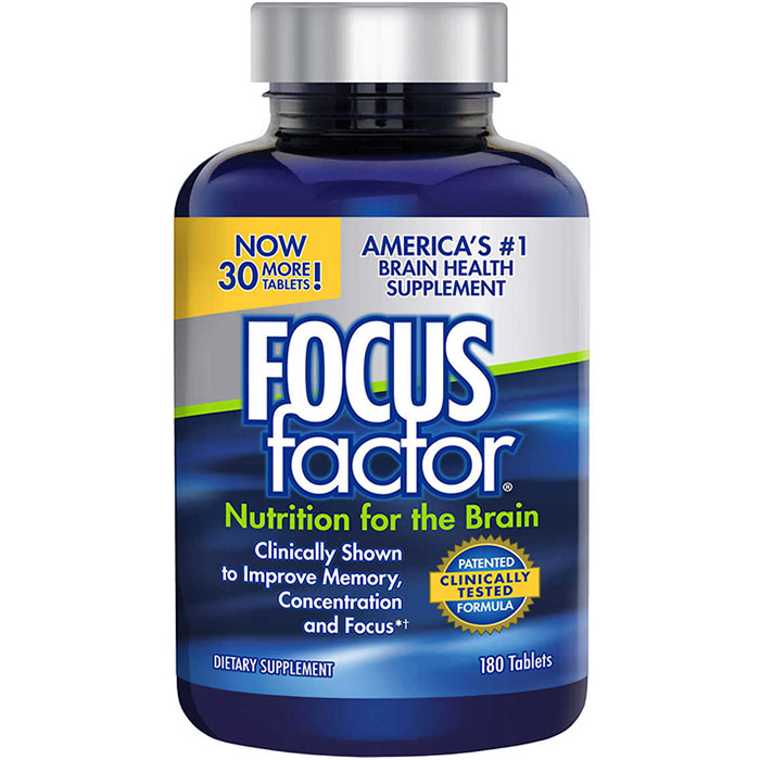 an analysis of the dietary supplement focus factor Find helpful customer reviews and review ratings for focus factor nutrition  some serious self analysis and realized  dietary supplement 150.