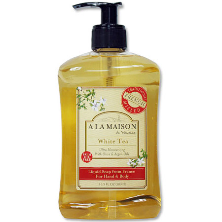 182741000300 upc a la maison liquid soap for hand and for A la maison liquid soap