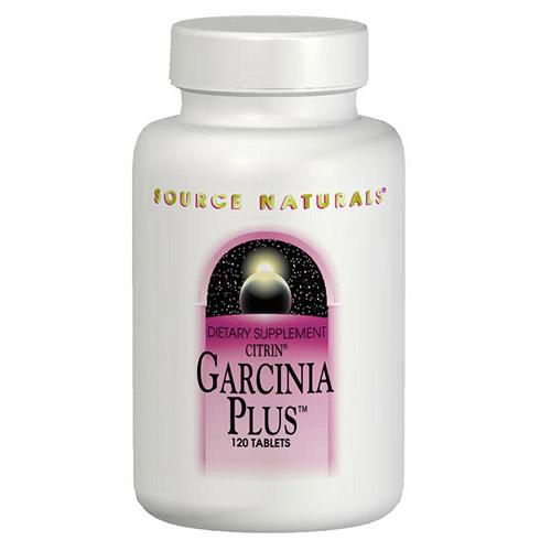 Buy Garcinia Plus (Garcinia Cambogia Extract) 240 tabs from Source