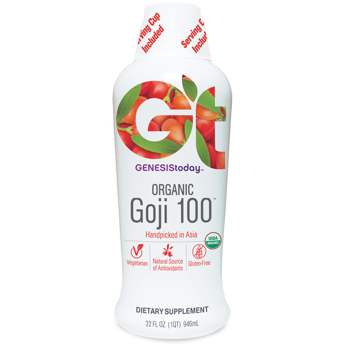 Organic Goji