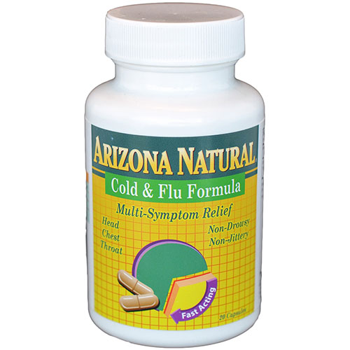 Quick Energy Boost At Work Natural Cold Medicine For