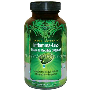 Best Price On Irwin Naturals Inflamma Less