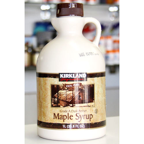 Best price maple syrup