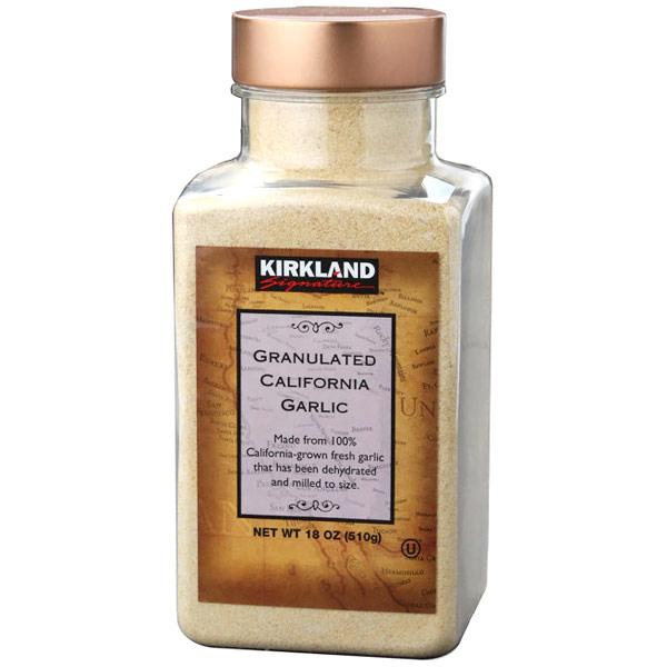 096619251810 Upc Kirkland Signature Granulated Garlic