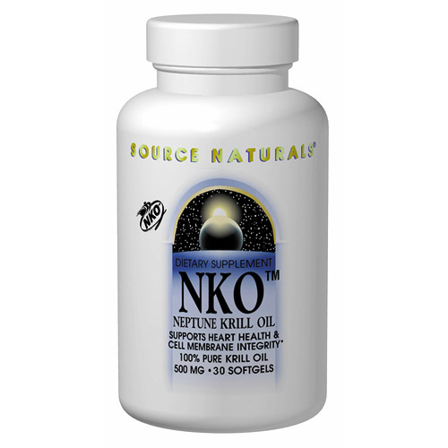 Source Naturals Nko Neptune Krill Oil