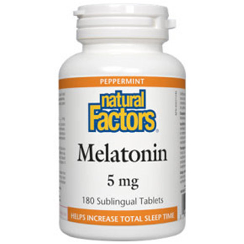 Melatonin 5mg sublingual