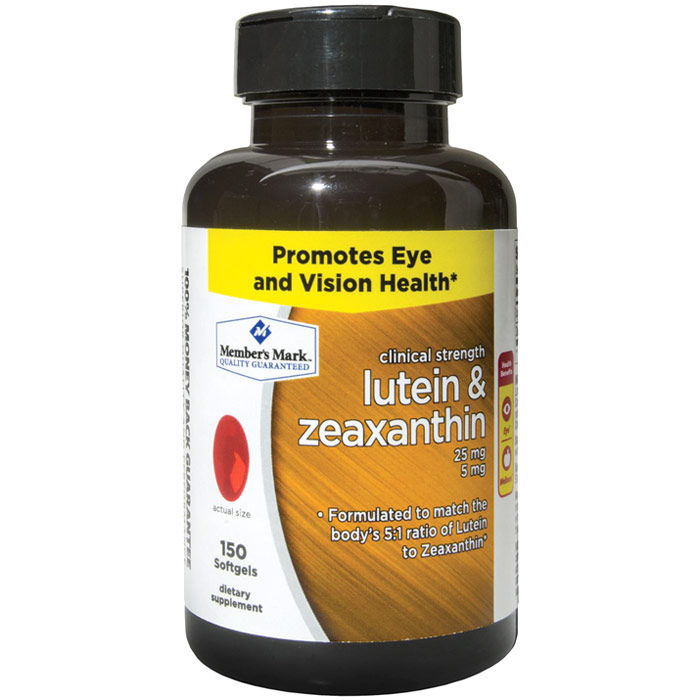 Lutein 25 mg