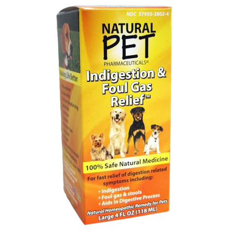 Natural Gas Reliever For Dogs