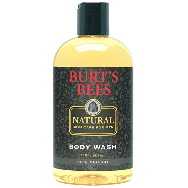 Burt S Bees Natural Skin Care For Men Body Wash