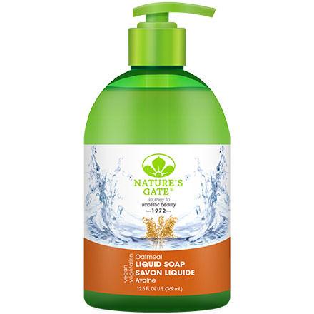 Oatmeal Velvet Moisture Liquid Soap 16 Oz Nature S Gate