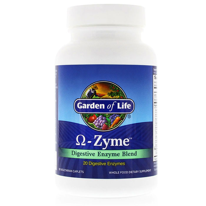 658010111317 Upc Garden Of Life Omega Zyme 90 Caplets Upc Lookup