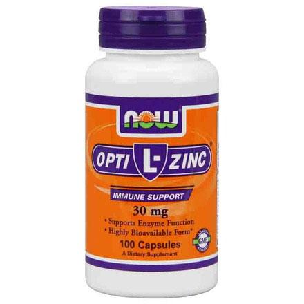 100 mg zinc a day