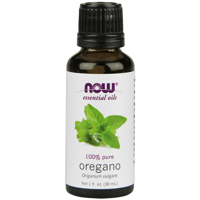 Oregano Oil, 1 oz, NOW Foods