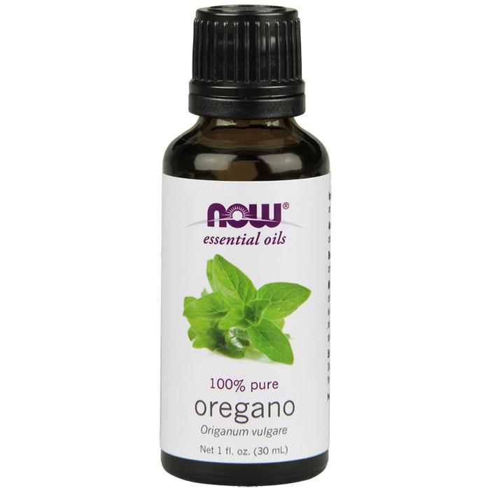 Oregano Oil, 1 oz, NOW Foods