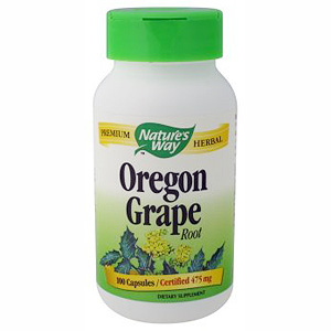 Nature'S Way Oregon Grape Root 100 caps from Nature's Way at Sears.com
