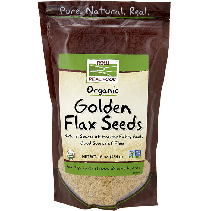 733739062680 UPC - Now Foods Organic Golden Flax Seeds 1 ...
