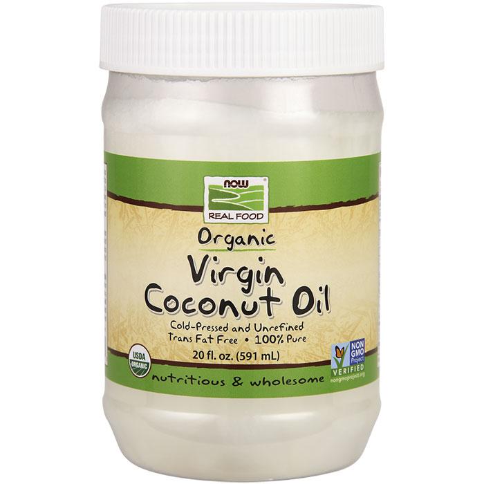 oil Virgin liquid coconut