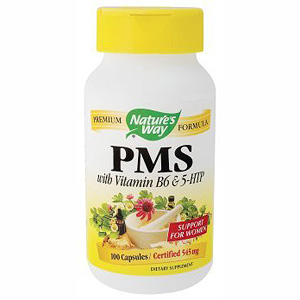 Vitamins for pms
