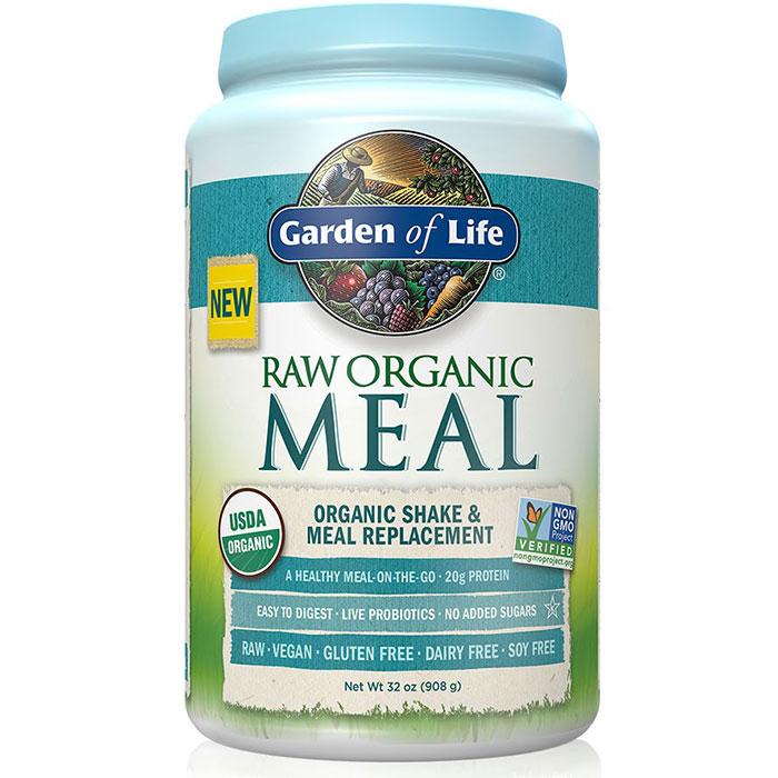 Raw Meal 2 6 Lb Garden Of Life Vilane