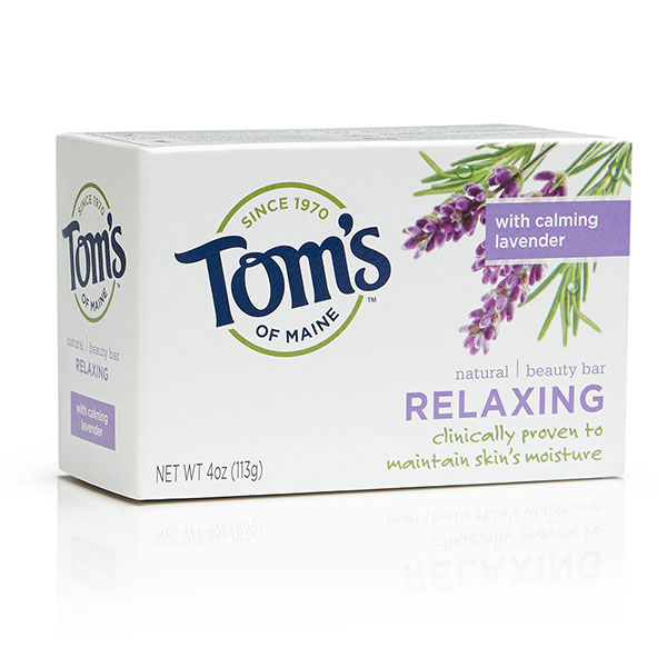Tom S Of Maine Fragrance Free Sensitive Natural Bar Soap
