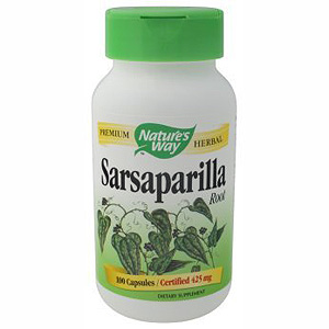 Nature'S Way Sarsaparilla Root 425mg 100 caps from Nature's Way at Sears.com