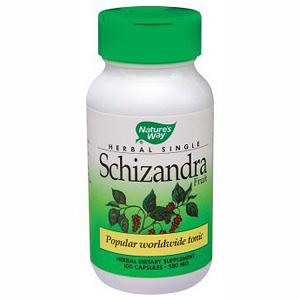 Nature S Way Premium Herbal Shizandra Fruit