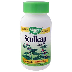 Nature'S Way Scullcap (Skullcap) Herb 425mg 100 caps from Nature's Way at Sears.com
