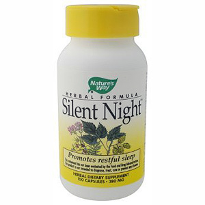 Nature'S Way Silent Night Herbal Sleep Aid 100 caps from Nature's Way at Sears.com