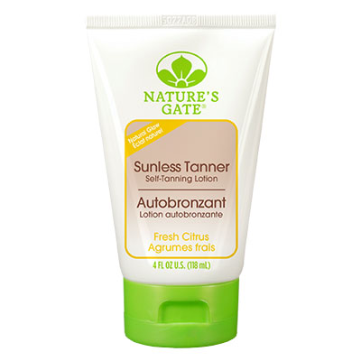 Nature S Gate Sunless Tanner