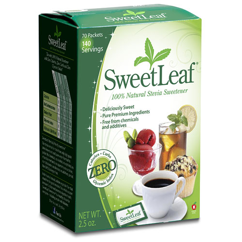 Sweets with stevia