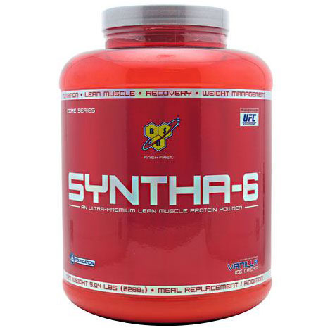 Syntha-6, Protein Powder, 5.04 lb, BSN