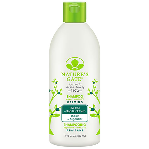 Nature S Gate Calming Shampoo Tea Tree  Oz