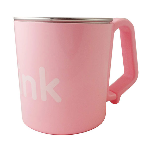 Thinkbaby BPA Free Kids Think Cup - Pink, 1 ct
