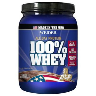 100% Whey - Peanut Butter Cup, 2 lb, Weider