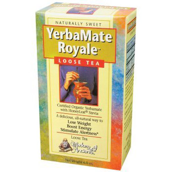 Yerbamate royale tea yerba mate royale 6 oz bulk tea